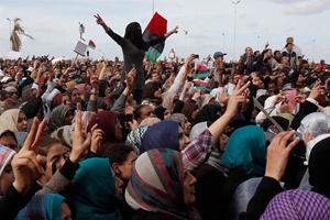 Заворушення в Лівії забрали життя до 2 тисяч чоловік