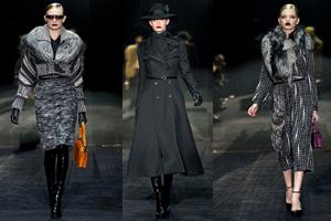 Тиждень моди в Мілані: Gucci Fall 2011
