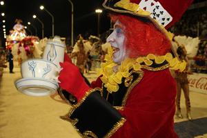 Літній карнавал в Аргентині