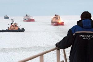 У льодах Фінської затоки застрягли 37 судів