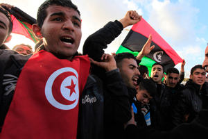 В лівійських провінціях тривають акції протесту