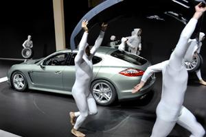 У Женеві сьогодні стартує 81-й Міжнародний автосалон