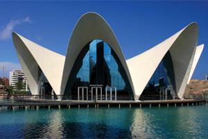 Фотовиставка сучасної іспанської архітектури