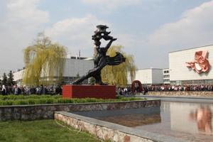 Заходи присвячені 25-й роковині Чорнобильської трагедії, в Чорнобилі