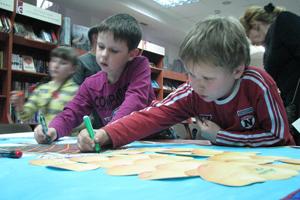 """Вечір литовської дитячої літератури у книгарні """"Є"""""""