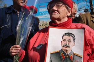 У Севастополі встановили бігборд з Сталіном