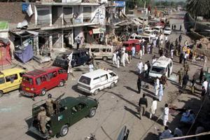 Терористи атакували Пакистан на знак помсти за Бен Ладена