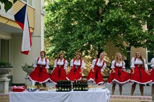 Урочисте відкриття чеського культурного центру в Києві