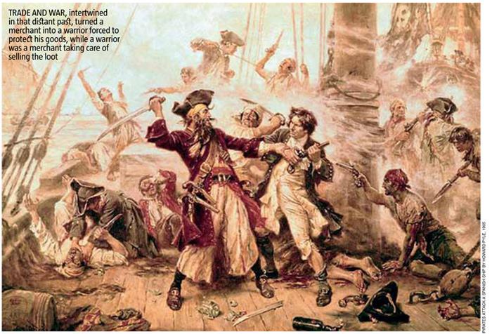 Ancient Greek Pirates