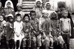 Imagen del Holodomor