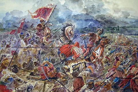 Криваве сватання  битва під Батогом у червні 1652-го утвердила повну  незалежність козацької України від польської корони 6baf8cb846c7c