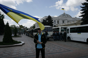 День гніву у Києві