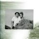 Ліна Костенко і Василь Цвіркунов на Кам'яній могилі, початок 1970-х років