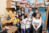 В Україні стрімко зростає кількість прийомних родин