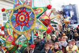 Хода різдвяних зірок у Львові
