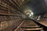Занедбані тунелі київського метро