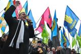 У Львові пройшов мітинг Комітету опору диктатурі