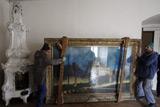 У Чехії знайшли картини з колекції Адольфа Гітлера