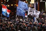 Мітинг прихильників Путіна у Москві