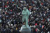 ОМОН розігнав мітинг опозиції на Пушкінській площі у Москві