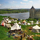 29 April - 2 May. Mediaeval Khotyn. (The Khotyn Fortress, Chernivtsi oblast).This is an islet where the Middle Ages come back to life in all manifestations imaginable: dressage, tournaments, mediaeval music, archery contests, fire shows, and many other attractions. This festival reminds you that fairy tales and legends are much closer at hand than you might think, and nothing disappears without a trace.