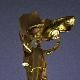 Деякі президенти можуть стати золотими, тільки якщо їх статую відлити у золоті
