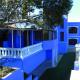 Блакитний дім Належав: художниця Фріда Кало Розташування: Мехіко, Мексика