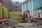 У Києві протестують проти руйнування Андріївського узвозу