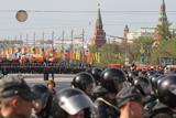 Московська акція опозиції «Марш мільйонів» закінчилася зіткненнями демонстрантів з поліцією