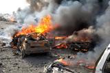 Подвійний теракт у столиці Сирії забрав десятки життів