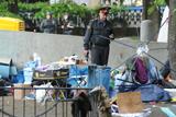 Поліція ліквідувала табір опозиції у Москві