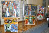 Депутатів відвідали полтавські художники