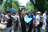 У Сімферополі кримські татари вшанували жертв депортації