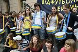 Акція протесту проти закону про мовну політику