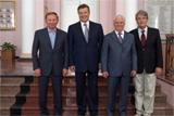 Конституційна асамблея: Віктор Янукович піде по двох етапах