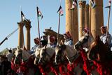 Фото дня. 5 липня. Щорічні свята культури і мистецтва в Йорданії, перший етап гонок