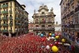 """Фото дня. 9 липня. Повінь на Кубані, фестиваль """"Сан Ферміна"""" в Іспанії"""