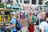 Літературний фестиваль-марафон під Українським домом