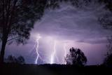 Фото дня. 24 липня. Потужний грозовий шторм у США, страйк таксистів у Лондоні та інше