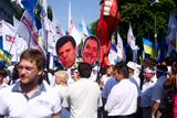 Мітинг на підтримку української мови біля Верховної Ради