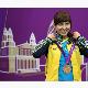 Українка Олена Костевич завоювала дві бронзові медаль в змаганнях зі стрільби з пневматичного пістолета з 10-ти та 25-ти метрів