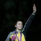 В олімпійському турнірі шпажисток перемогу отримала українка Яна Шемякіна, яка у фінальному довобої перемогла німкеню Бріту Хайдеман