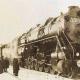 Єдиний. локомотив 'Андрій Андрєєв' з колісною формулою 4-14-4. У нього було сім провідних осей