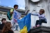 Мітинг на підтримку ТВі у Києві