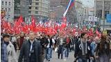 """У Росії учасники """"Маршу мільйонів"""" вимагали відставки Путіна і звільнення політв'язнів"""