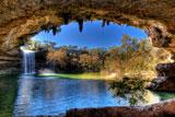 Озеро Гамільтона - природний басейн