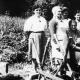 Група жінок із УЧХ, котрі були господинями на лісничівці під час проведення Великого збору 11- 15 липня 1944 р.