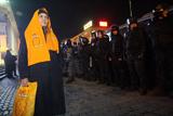 На Майдані відзначили річницю Помаранчевої революції
