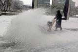 Фото дня. 6 грудня. На Південну Корею обрушився потужний снігопад, оголошення номінантів на музичну премію «Греммі-2013» та інше