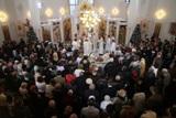 Різдвяна літургія в монастирі Святого Василія Великого у Києві